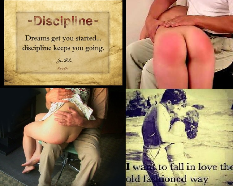 Why we choose domestic discipline for our marriage