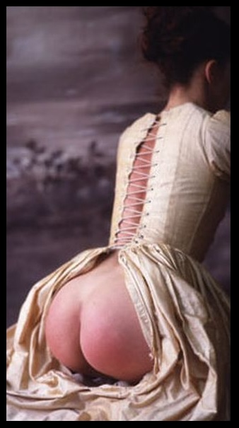Spanking Fiction- Mrs. Ashfield's School of Manners and More, Ch.1